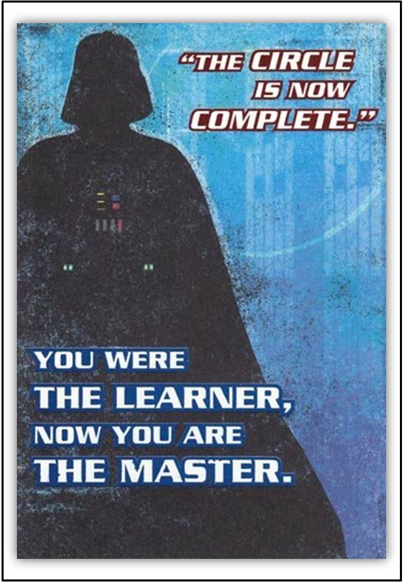 Star Wars learner